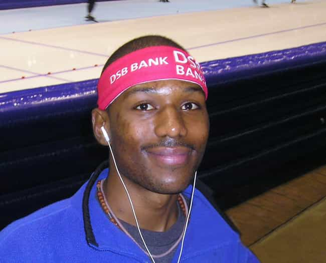 Shani Davis is listed (or ranked) 1 on the list Famous Male Speed Skaters