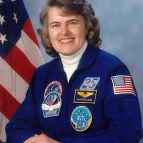 Shannon Lucid is listed (or ranked) 18 on the list Female Space Travelers: A Complete List