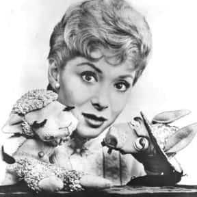 Shari Lewis is listed (or ranked) 3 on the list List of Famous Puppeteers