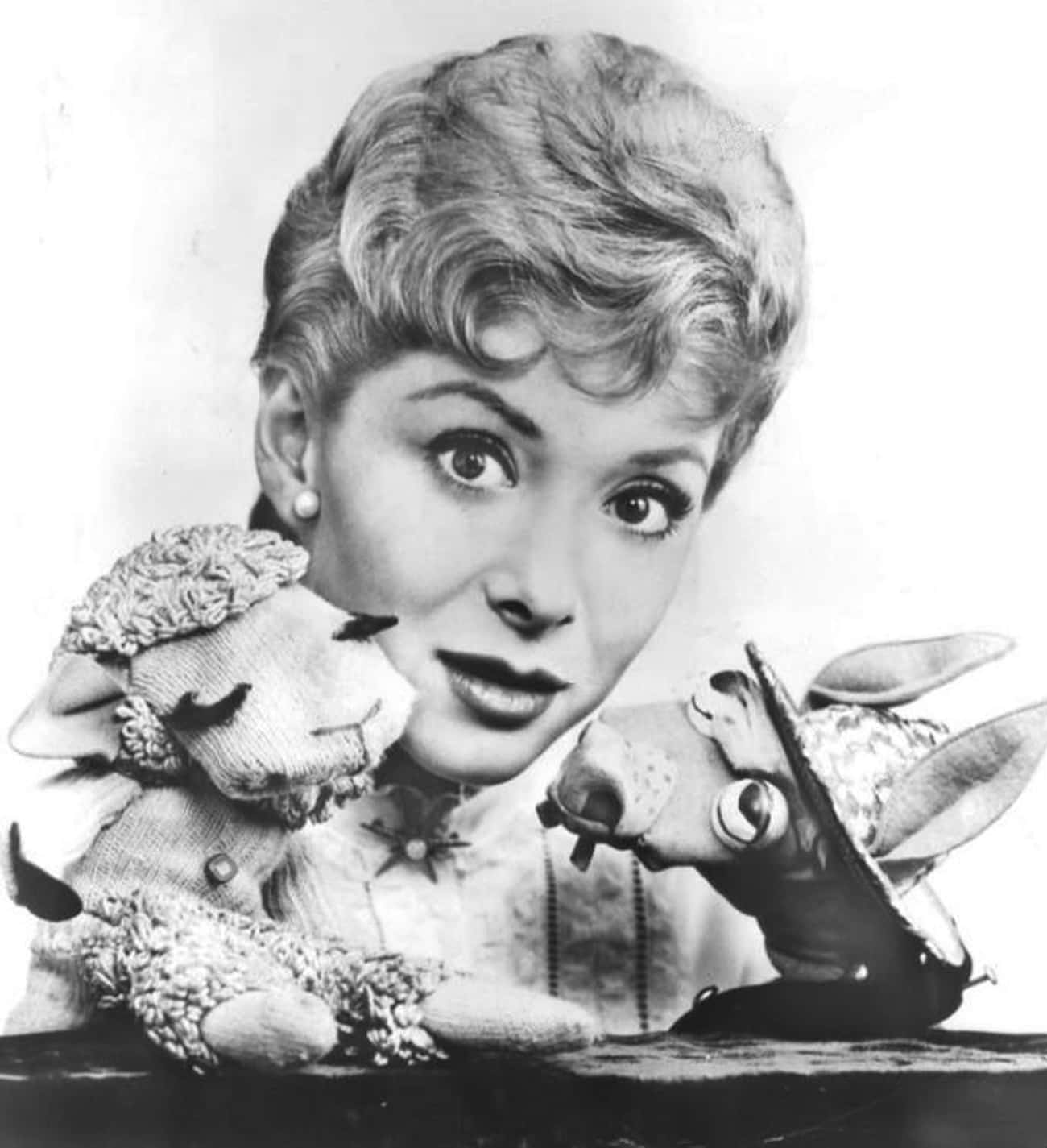 Shari Lewis is listed (or ranked) 1 on the list Famous Female Puppeteers