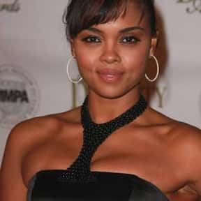 Sharon Leal is listed (or ranked) 4 on the list Famous People From Tucson