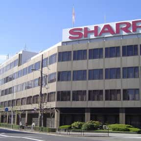Sharp Corporation is listed (or ranked) 1 on the list The Best Microwave Brands