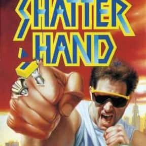 Shatterhand is listed (or ranked) 2 on the list Jaleco Games List