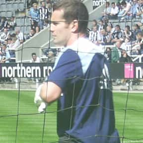 Shay Given is listed (or ranked) 6 on the list The Best Soccer Players from Ireland