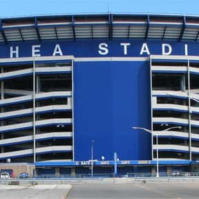 Shea Stadium is listed (or ranked) 11 on the list The Best MLB Ballparks
