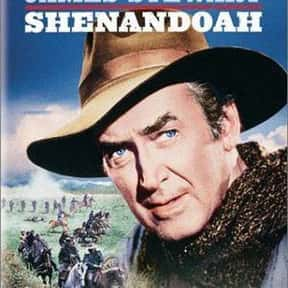 Shenandoah is listed (or ranked) 20 on the list The Greatest Western Movies of the 1960s