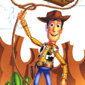 Sheriff Woody is listed (or ranked) 3 on the list List of Toy Story 3 Characters