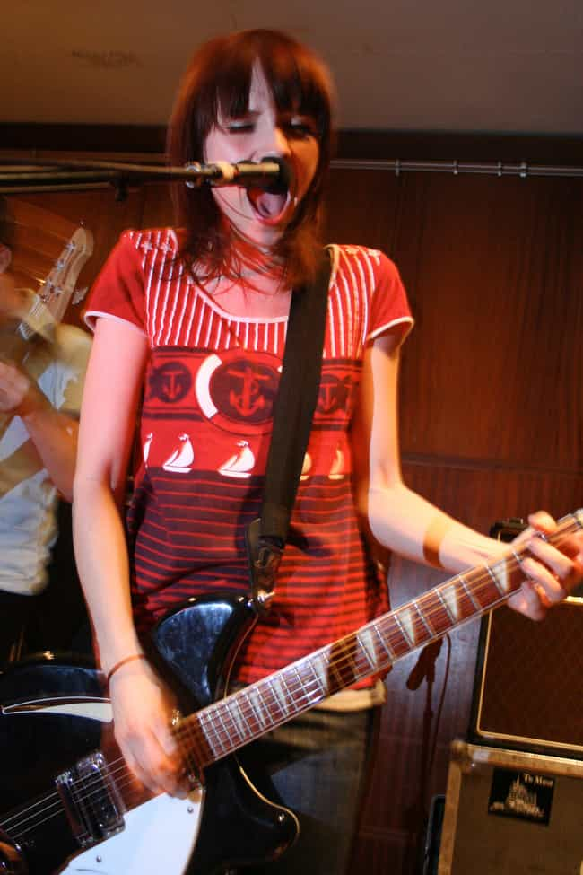 Sherri DuPree is listed (or ranked) 5 on the list Famous Guitarists from Houston