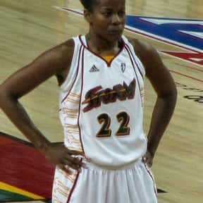 Sheryl Swoopes is listed (or ranked) 25 on the list Every Player In The Basketball Hall Of Fame