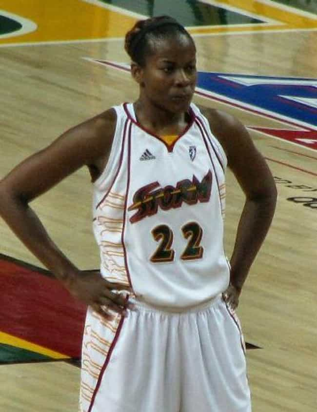 Sheryl Swoopes is listed (or ranked) 4 on the list Famous Female Basketball Players