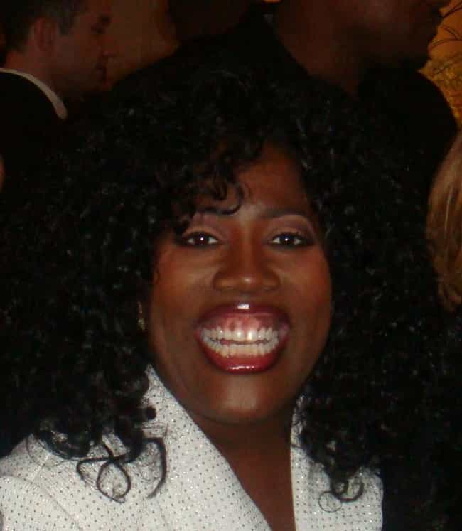 Sheryl Underwood is listed (or ranked) 4 on the list ComicView Cast List