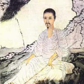 Shitao is listed (or ranked) 16 on the list Famous Artists from China