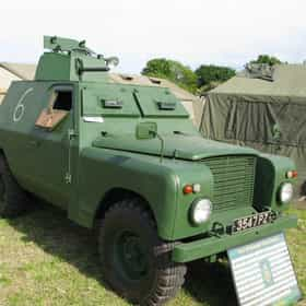 Shorland armoured car