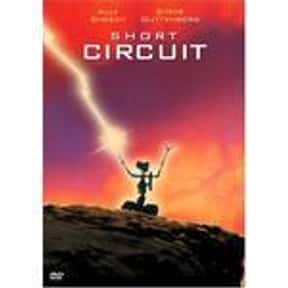 Short Circuit is listed (or ranked) 16 on the list The Best Sci Fi Comedy Movies, Ranked
