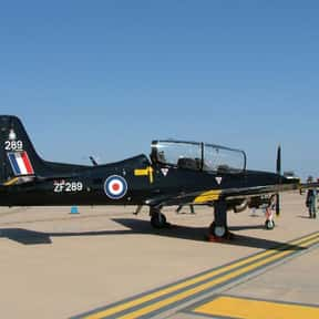 Short Tucano is listed (or ranked) 5 on the list List of All Turboprop Types