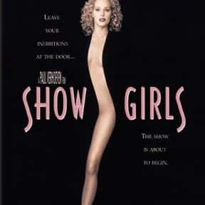 Showgirls is listed (or ranked) 9 on the list The Most Awkward Movies to Watch with Your Parents