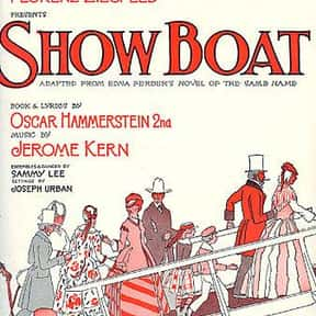 Show Boat is listed (or ranked) 21 on the list Musical Movies With the Best Songs