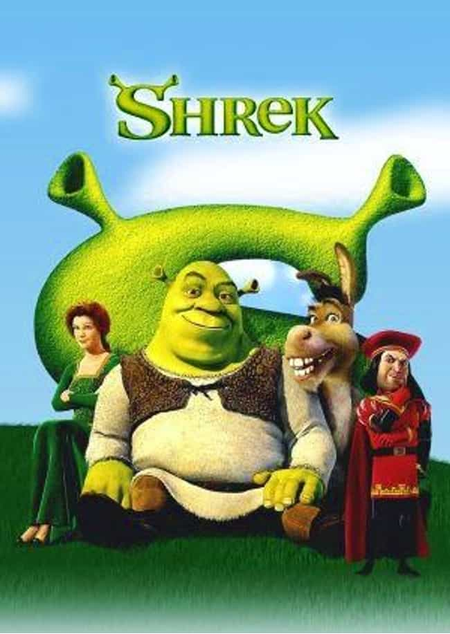 Shrek is listed (or ranked) 1 on the list The Best Kid Movies Catered to Adult Humor