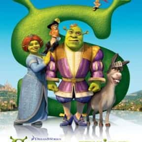 Shrek the Third is listed (or ranked) 13 on the list The Best Movies of 2007