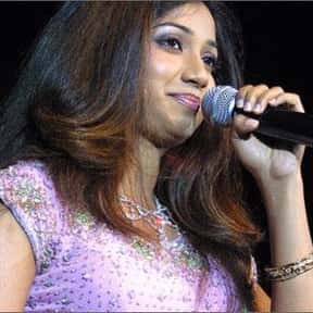 Shreya Ghoshal is listed (or ranked) 1 on the list The Best Indian Classical Artists