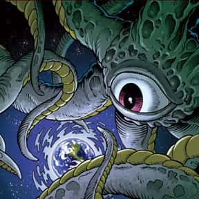 Shuma-Gorath is listed (or ranked) 4 on the list The Best Doctor Strange Villains Ever