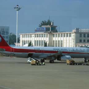 Sichuan Airlines is listed (or ranked) 24 on the list All Chinese Airlines