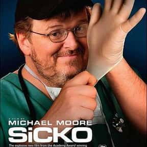 Sicko is listed (or ranked) 14 on the list Life-Changing Documentaries You've Got to See