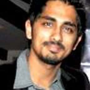 Siddharth is listed (or ranked) 16 on the list List of Famous Playback Singers