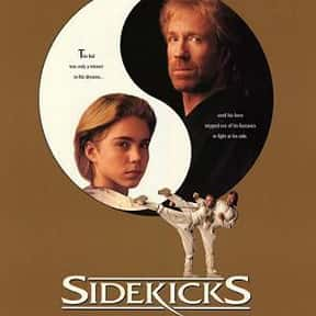Sidekicks is listed (or ranked) 14 on the list The Best Martial Arts Movies for Kids