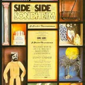 Side by Side by Sondheim is listed (or ranked) 19 on the list The Best Broadway Musicals of the '70s