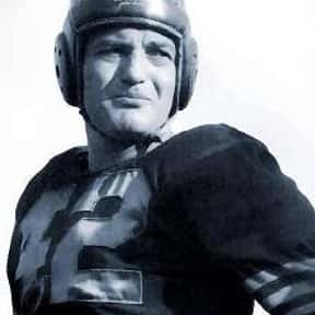 Sid Luckman is listed (or ranked) 6 on the list The Best NFL Players From New York