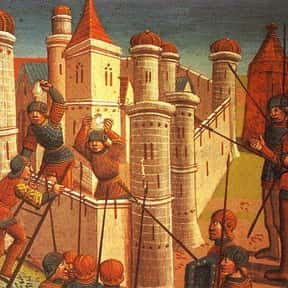 Sieges of Constantinople is listed (or ranked) 1 on the list The Most Incredible Sieges of All Time