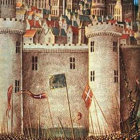 Siege of Antioch is listed (or ranked) 19 on the list The Most Incredible Sieges of All Time