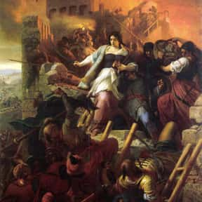 Siege of Eger is listed (or ranked) 13 on the list The Most Incredible Sieges of All Time