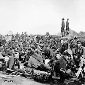 Siege of Petersburg is listed (or ranked) 25 on the list The Most Incredible Sieges of All Time