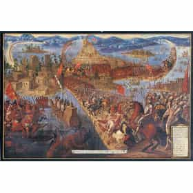 Fall of Tenochtitlan