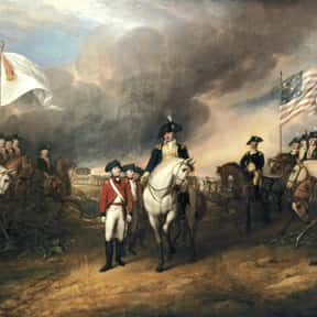 Siege of Yorktown is listed (or ranked) 17 on the list The Most Incredible Sieges of All Time