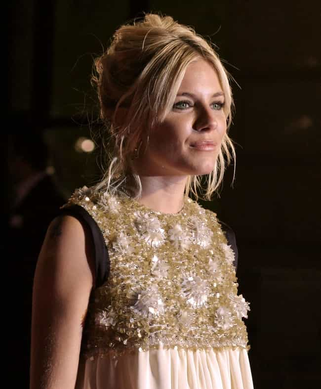 Sienna Miller is listed (or ranked) 2 on the list Celeb Women Who Can Totally Pull Off Short Hair