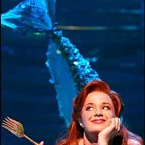 Sierra Boggess is listed (or ranked) 21 on the list The Greatest Female Broadway Stars