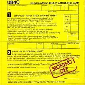 Signing Off is listed (or ranked) 1 on the list The Best UB40 Albums of All Time