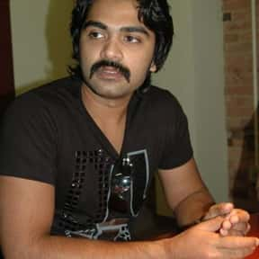 Silambarasan is listed (or ranked) 11 on the list List of Famous Playback Singers