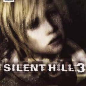 Silent Hill 3 is listed (or ranked) 7 on the list The Scariest Video Games of All Time