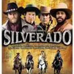 Silverado is listed (or ranked) 25 on the list The Best Western Movies Ever Made