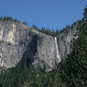 Silver Strand Falls is listed (or ranked) 19 on the list List of Waterfalls in the US