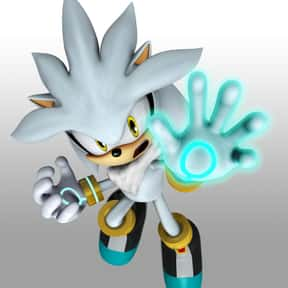 Silver the Hedgehog is listed (or ranked) 5 on the list The Greatest Hedgehog Characters of All Time