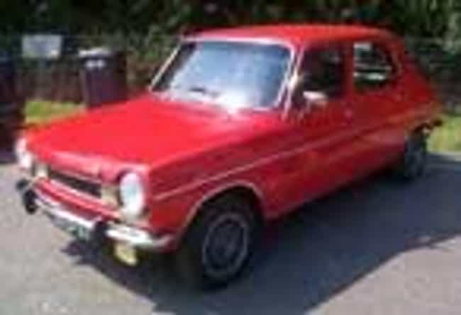 Simca 1100 is listed (or ranked) 1 on the list Full List of Simca Models