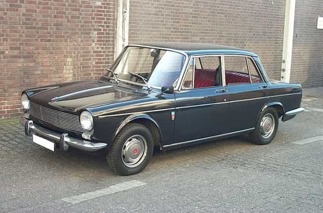 Simca 1300/1500 is listed (or ranked) 3 on the list Full List of Simca Models