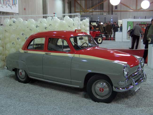 Simca Aronde is listed (or ranked) 5 on the list Full List of Simca Models