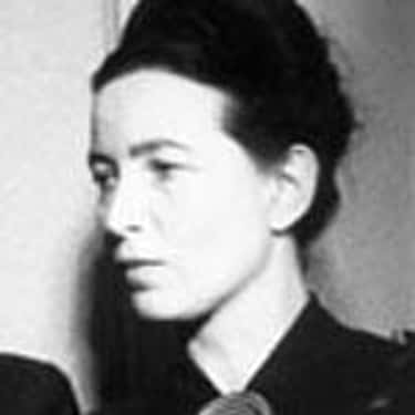 Simone de Beauvoir is listed (or ranked) 2 on the list Famous Female Philosophers