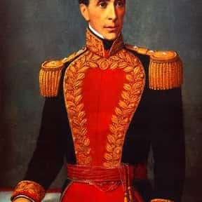 Simón Bolívar is listed (or ranked) 15 on the list The Most Important Military Leaders in World History